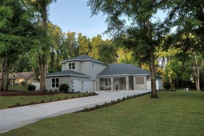 Volusia County Single Family Home For Sale: 3536 Dunstable Drive
