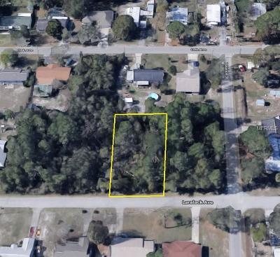 Leesburg Residential Lots & Land For Sale: Laralack Avenue
