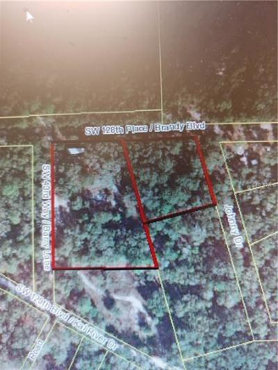 Webster Residential Lots & Land For Sale: 4333 SE 128th Place