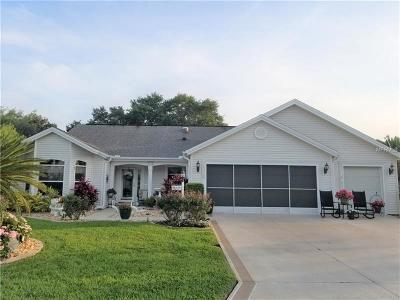 The Villages Single Family Home For Sale: 1314 Lopez Lane