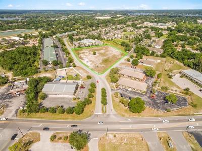 Mount Dora Residential Lots & Land For Sale: Lake Center Loop