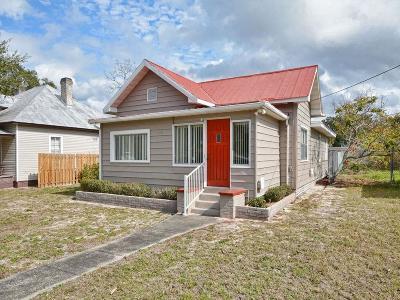 Tavares Single Family Home For Sale: 318 N Texas Avenue