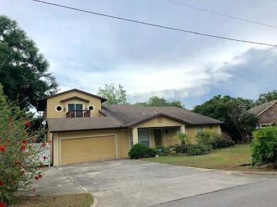 Clermont Single Family Home For Sale: 561 Mar Nan Mar Place