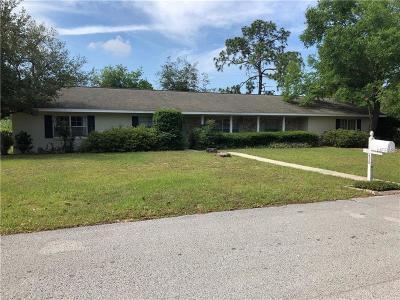 Eustis Single Family Home For Sale