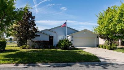 Ocala Single Family Home For Sale: 1638 SW 158th Lane