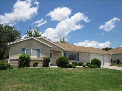 Summerfield Single Family Home For Sale: 9115 SE 135th Lane