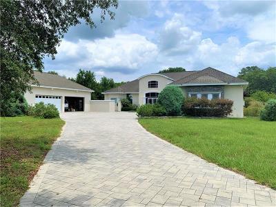 Astatula Single Family Home For Sale: 26052 Splendid Meadow Court