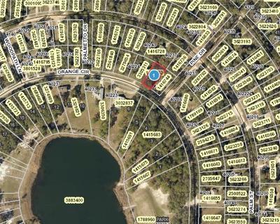 Lady Lake Residential Lots & Land For Sale: Orange Circle