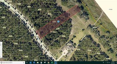 Montverde Residential Lots & Land For Sale: 15621 Pendio