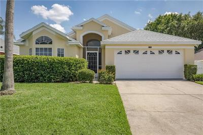 Clermont Single Family Home For Sale: 2548 Meadow Oaks Loop