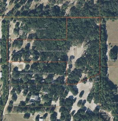Residential Lots & Land For Sale: 41906 Outlaw Lane