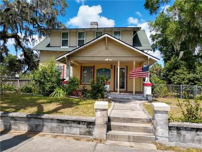 Lake County, Sumter County Single Family Home For Sale