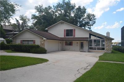 Apopka Single Family Home For Sale: 6083 Linneal Beach Drive