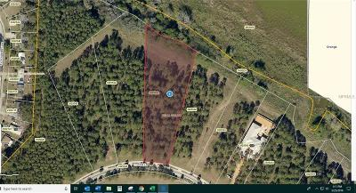 Montverde Residential Lots & Land For Sale: 17009 Lucca Lane