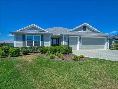 The Villages Single Family Home For Sale: 439 Vertigo Lane