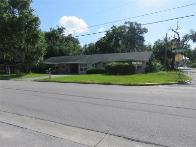 Lake County, Sumter County Multi Family Home For Sale: 602-606 N New Hampshire Avenue