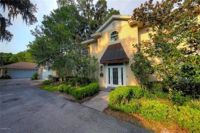 Ocala Single Family Home For Sale: 915 SE 12th Circle