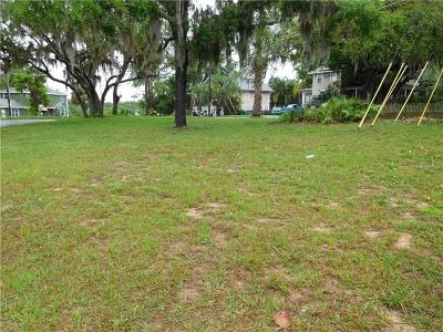 Eustis Residential Lots & Land For Sale: E Washington Avenue