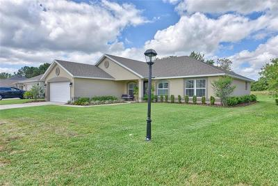 Ocala Single Family Home For Sale: 40 Diamond Club Road