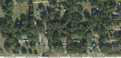 Wildwood Residential Lots & Land For Sale: Warm Springs Avenue