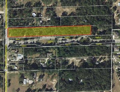 Apopka Residential Lots & Land For Sale: 4605 Plymouth Sorrento Road