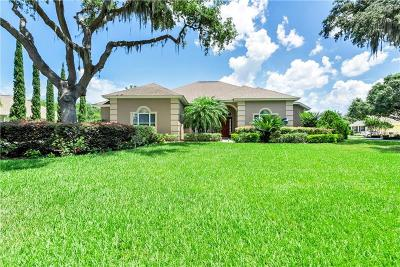 Eustis Single Family Home For Sale: 34400 Tiffany Lane