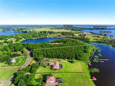 Mount Dora Residential Lots & Land For Sale: E Lake Jem Road