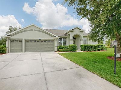 Lake County Single Family Home For Sale: 25200 Quail Croft Place