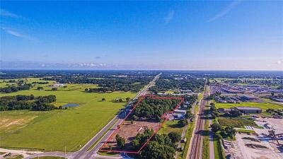 Wildwood Residential Lots & Land For Sale: N Us Hwy 301
