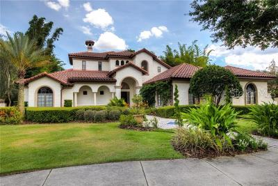 Mount Dora Single Family Home For Sale: 1014 Juliette Boulevard
