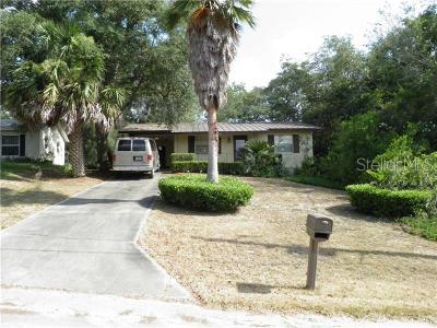 Lady Lake Single Family Home For Sale: 40238 Orange Circle