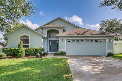 Clermont Single Family Home For Sale: 1584 Silhouette Drive