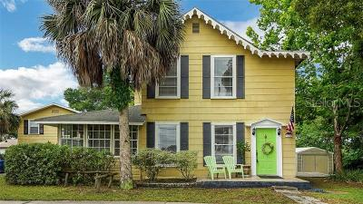 Eustis Single Family Home For Sale: 922 E Washington Avenue