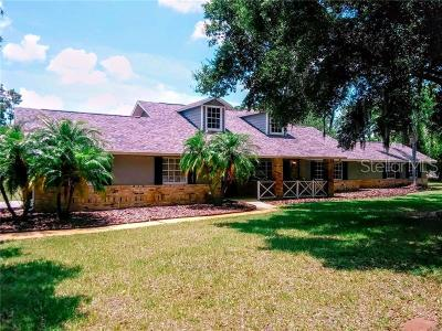 Clermont Single Family Home For Sale: 8701 Bradley Circle