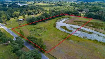 Groveland Residential Lots & Land For Sale: Groveland Farms Road