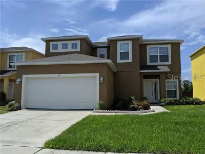 Winter Haven Single Family Home For Sale: 1406 Salisbury Drive