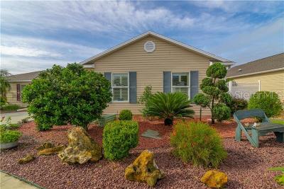Lake County, Marion County, Sumter County, Orange County, Seminole County Villa For Sale: 864 Sapphire Place