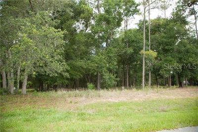 Lady Lake Residential Lots & Land For Sale: Urico Golf Road