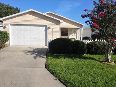 Lake County, Marion County, Sumter County, Orange County, Seminole County Villa For Sale: 2621 Botello Avenue