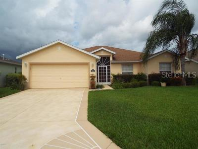 Ocala Single Family Home For Sale: 15624 SW 17th Terrace