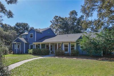 Single Family Home For Sale: 5760 Round Lake Road