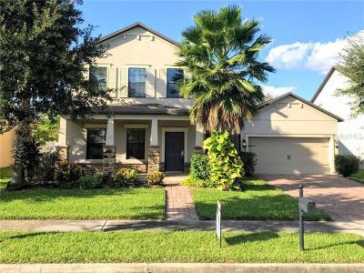 Winter Garden Single Family Home For Sale: 2093 Cestius Road