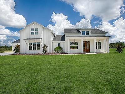 Umatilla Single Family Home For Sale: Tbd Lot 9 County Road 439
