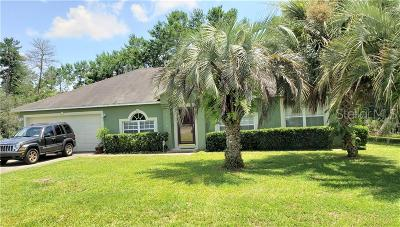 Marion County Single Family Home For Sale: 4190 SW 110th Lane