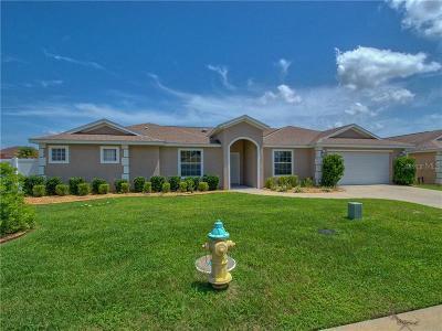 Oxford Single Family Home For Sale: 4892 NE 123rd Lane