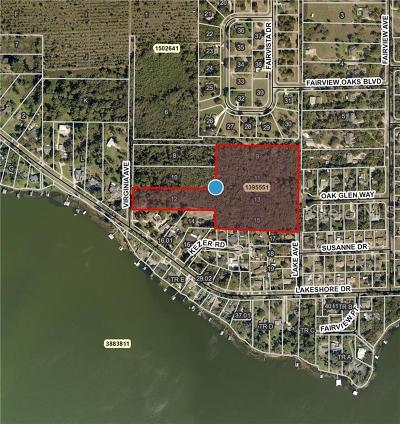 Tavares Residential Lots & Land For Sale: Virginia Avenue