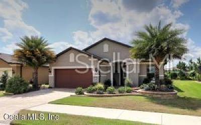 Ocala Single Family Home For Sale: 6550 SW 97th Terrace Road