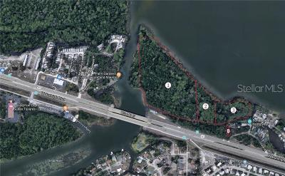 Tavares Residential Lots & Land For Sale: 00 Canal Street