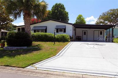 Lake County, Marion County Single Family Home For Sale: 1603 Myrtle Beach Drive