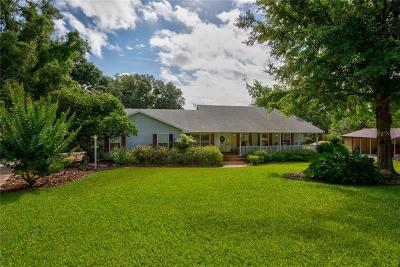 Eustis Single Family Home For Sale: 35450 Highland Drive